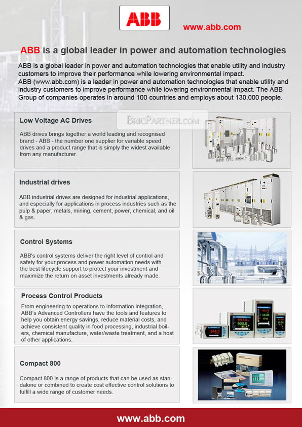 Abb Group Products